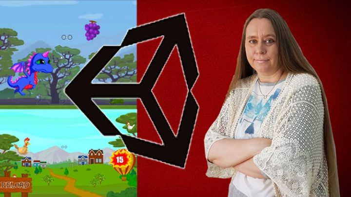 Unity 2D Game Developing. C# for Beginners. C# OOP Course