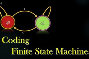Coding Project - Programming Finite State Machines - Course Site