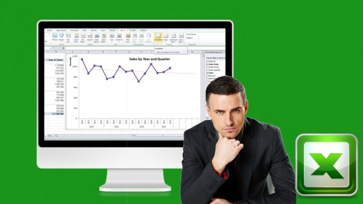 Complete Introduction to Business Data Analysis -Course For Free Move beyond basic reports and learn data analysis. Learn to easily turn data into information, insight, and intelligence
