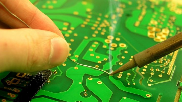How to Solder Electronic Components Like A Professional -Course For Free
