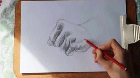 Simple Methods for Drawing Hands | Easy, Effective Lessons -Course For Free