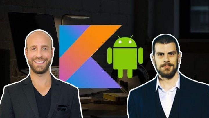 Kotlin for Android O Development: From Beginner to Advanced Course For Free | Learn to code and design Android apps with Kotlin while building.