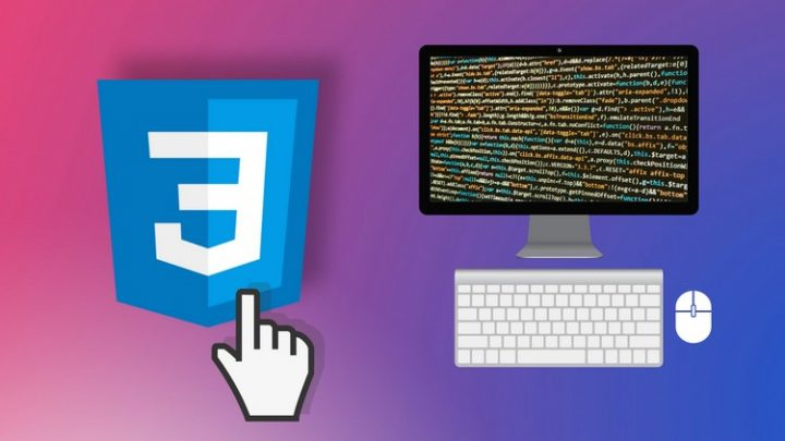 Web Development - CSS3 - Scratch till Advanced Project Based Course For Free Complete CSS 3 Course from basics till Advanced like Gradients, Animations...