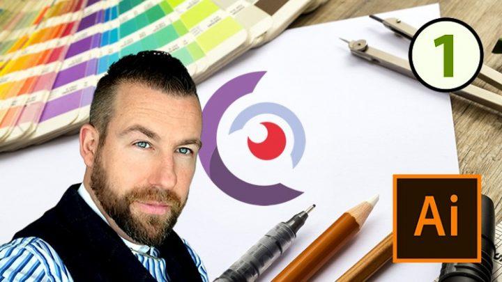 Logo Design in Adobe Illustrator - for Beginners & Beyond Course For Free