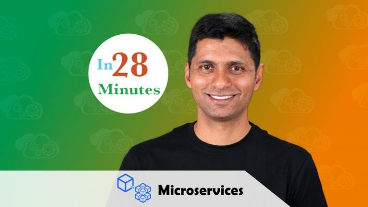 Master Microservices with Spring Boot and Spring Cloud Course For Free An awesome journey from Restful Web Services to Microservices with Java, Spring Boot, and Spring Cloud