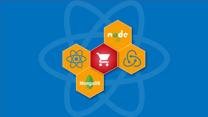 Full stack Universal React with Redux, Node js and MongoDB Course For free Learn full-stack Javascript: Client and Universal React with Redux, Node js, Express, MongoDB and build a Shopping-cart