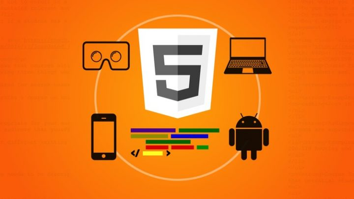 HTML5 Mastery—Build Superior Websites & Mobile Apps NEW 2019 Course For Free Easily build 25 websites and mobile apps (including Virtual Reality and Play Store apps) with HTML5, CSS3, & JavaScript