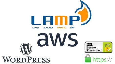 Launch a LAMP Stack and Install WordPress on AWS Course For Free Learn how to launch a LAMP stack on an AWS EC2 server, install Apache, MySQL, PHP, WordPress and configure SSL