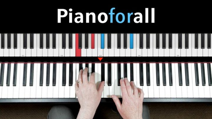 Pianoforall - Incredible New Way To Learn Piano & Keyboard Course For Free Learn Piano in WEEKS not years. Play-By-Ear & learn to Read Music. Pop, Blues, Jazz, Ballads, Improvisation, Classical