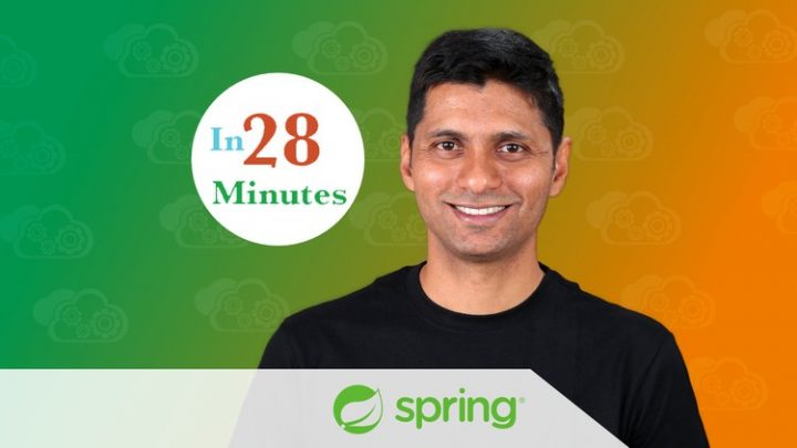 Spring Framework Master Class - Learn Spring the Modern Way! Course For Free Learn the magic of Spring Framework in 100 Steps with Spring Boot, Spring JDBC, Spring AOP, Hibernate, JUnit & Mockito