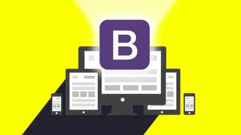 Website from Scratch in 1 hour using Bootstrap 4 Course For Free Learn how to build a modern fully responsive website from scratch using Bootstrap 4