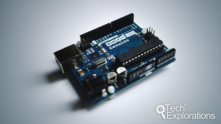 Tech Explorations™ Arduino Step by Step: Getting Started Course Catalog The original comprehensive course designed for new Arduino Makers