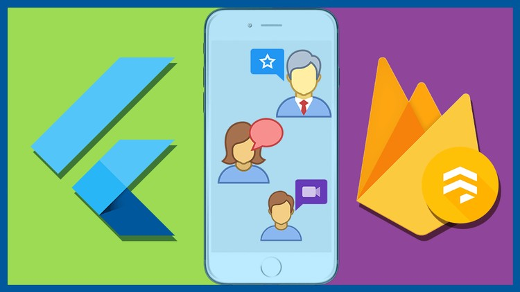 Build a Social Network with Flutter and Firebase Course Catalog Make a complete mobile social media app like Twitter, Instagram or Facebook using Flutter and Firebase!