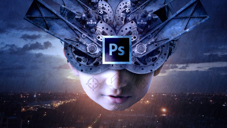 Master Photo Manipulation in Adobe Photoshop-Best Seller Course Catalog Learn Photo manipulation with this Amazing Sci-Fi Like Character Photo Manipulation for beginners