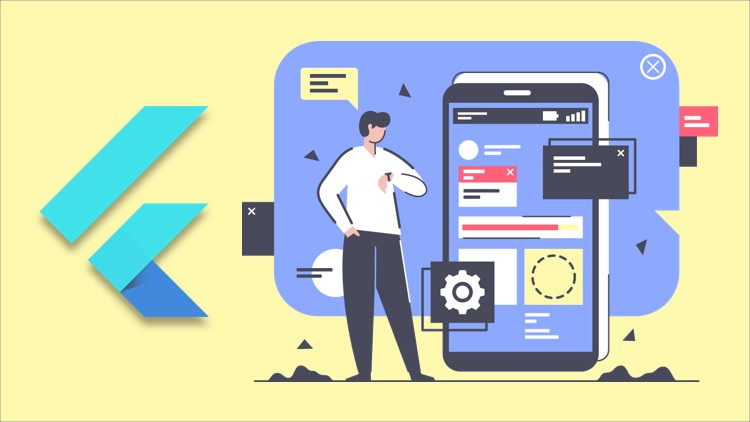 The Complete Flutter UI Masterclass | iOS & Android in Dart Course Catalog Learn how to build beautiful and comprehensive iOS and Android user interfaces using Flutter and Dart!