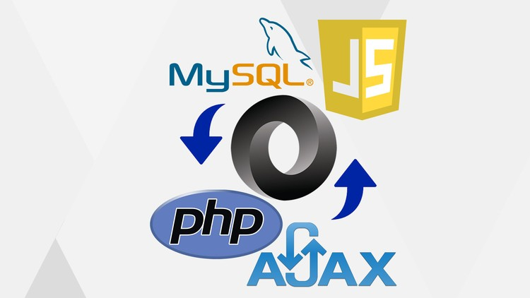 JSON AJAX data transfer to MySQL database using PHP Course Catalog Create a dynamic input form that can add data and retrieve data from a MySQL database!