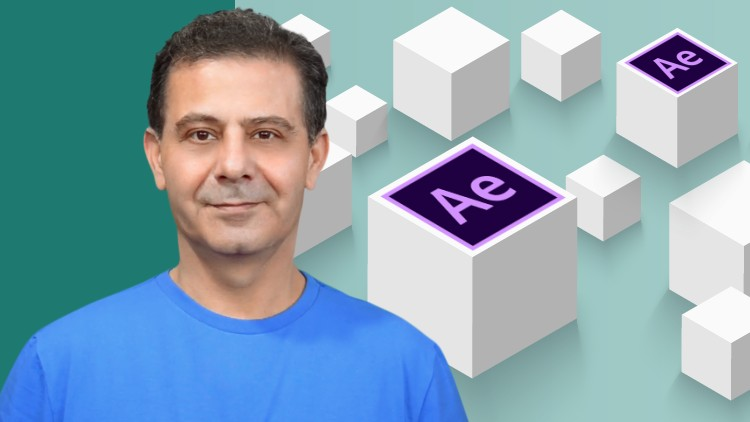 3D in After Effects CC: Working & Animating in 3D Space Course Adobe After Effects CC: A complete guide to Animating in After Effects 3D Space and using Cameras, Lights, and Shadows...