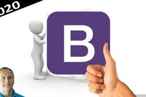 Bootstrap 4 Quick Website Bootstrap Components 2020 Course Bootstrap 4 for rapid website development - fundamentals of Bootstrap 4 websites, applying components create web pages