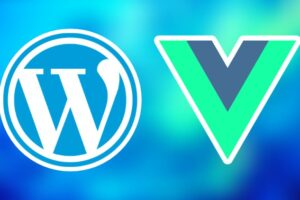 WordPress Plugin Development with Vue.js (2021) Course Catalog WordPress plugin with Vue.js