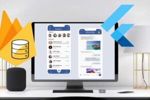 Build Flutter Android & iOS Chat Application with Firebase - Course Catalog Dart Flutter & Firestore: Make a Complete Social Network Chat App for iOS & Android like Facebook Messenger & Telegram