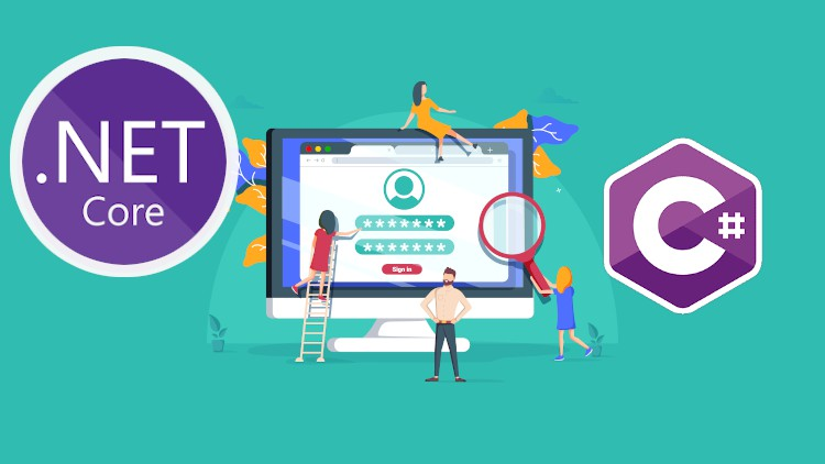Practical C# From scratch for junior .NET developers - Course For Free Complete C# course: covering object-oriented programming, classes, collections, and all of the fundamental C# features