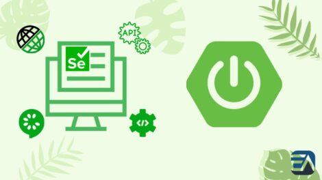 Spring Boot for Automation Testing - UI and Microservices - Course For free