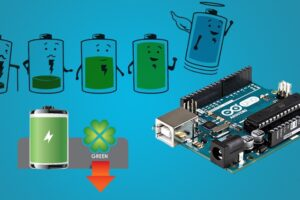 Arduino Battery Level Monitor Course - Course Catalog Keep an eye on your battery charge level with this Arduino-based battery level monitor + Learn How to consume Less Power