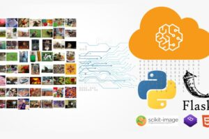 Deploy Machine Learning Image processing Flask App in Cloud