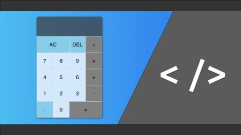 React Projects - Build a Calculator - Course For Free