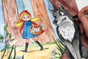 Create Storytelling Illustrations from A to Z