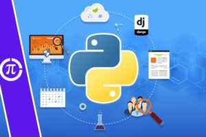 Learn Python By Doing:Build 4 Real World Django Applications