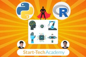 Machine Learning & Deep Learning in Python & R - Course Catalog