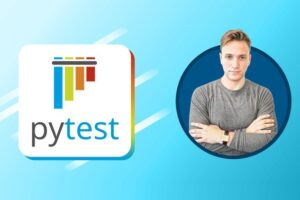 Real World Python Test Automation with Pytest (Django app) Learn Pytest by building a full Django application with a Continuous Integration system, software testing best practices