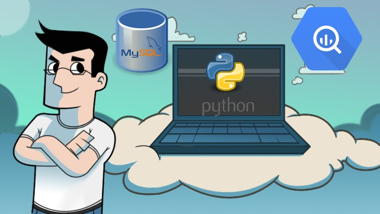 ETL using Python: from MySQL to BigQuery A course for supercharged analysts